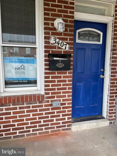 3407 Ravenwood Avenue, Baltimore, MD 21213 - #: MDBA528794