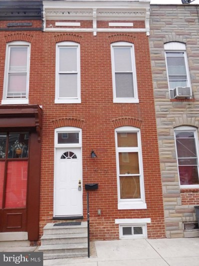 417 N Chester Street, Baltimore, MD 21231 - #: MDBA528798