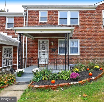 3019 Hanlon Avenue, Baltimore, MD 21216 - #: MDBA528804