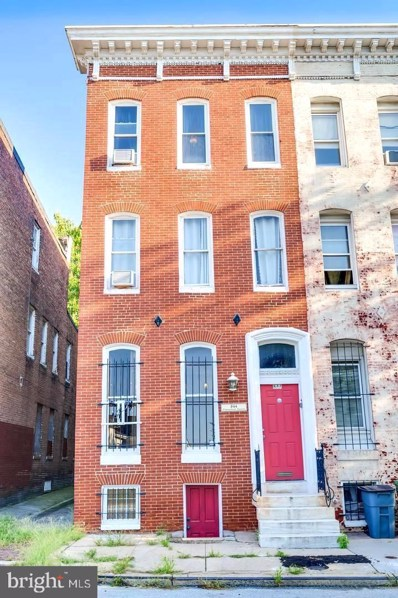844 Edmondson Avenue, Baltimore, MD 21201 - MLS#: MDBA528806