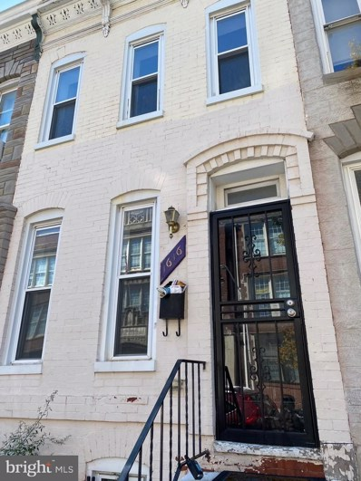 1616 N Calhoun Street, Baltimore, MD 21217 - #: MDBA528824
