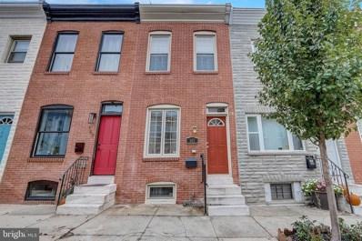 145 N Streeper Street, Baltimore, MD 21224 - #: MDBA528836