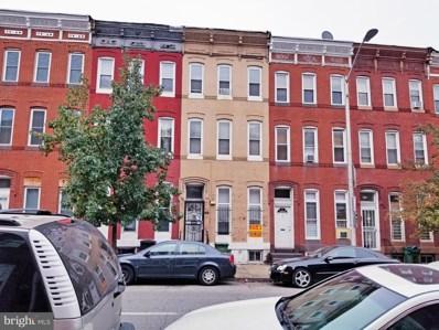 1726 Druid Hill Avenue, Baltimore, MD 21217 - #: MDBA528864