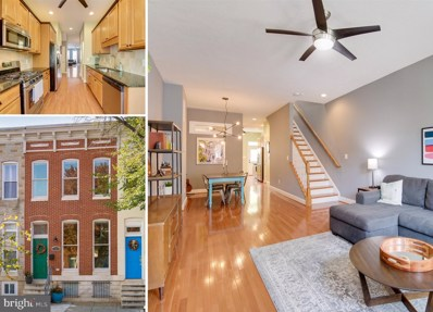 1526 N Bond Street, Baltimore, MD 21213 - MLS#: MDBA528868