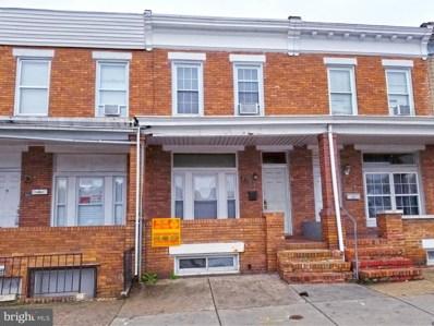 3211 E Monument Street, Baltimore, MD 21205 - #: MDBA528912