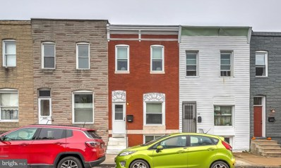 2641 Hampden Avenue, Baltimore, MD 21211 - #: MDBA528914