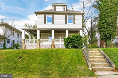 3412 Duvall Avenue, Baltimore, MD 21216 - #: MDBA528936