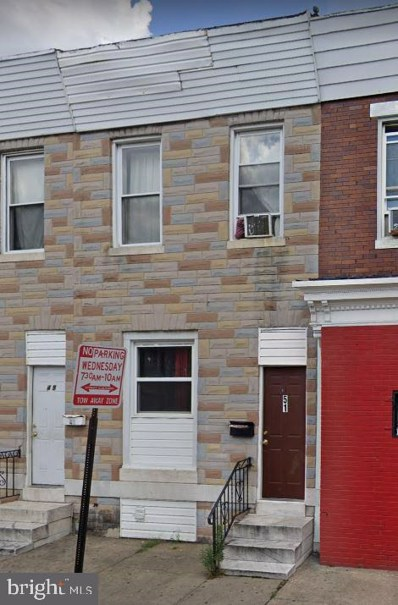51 S Kresson Street, Baltimore, MD 21224 - #: MDBA529072