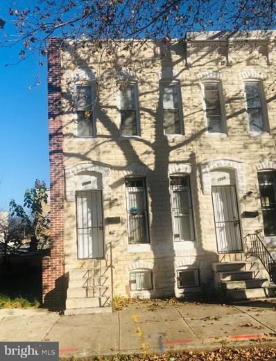 1027 N Carrollton Avenue, Baltimore, MD 21217 - #: MDBA529104