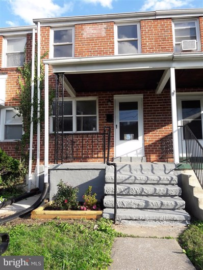 3013 Georgetown Road, Baltimore, MD 21230 - #: MDBA529132