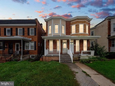 3733 Wilkens Avenue, Baltimore, MD 21229 - #: MDBA529134