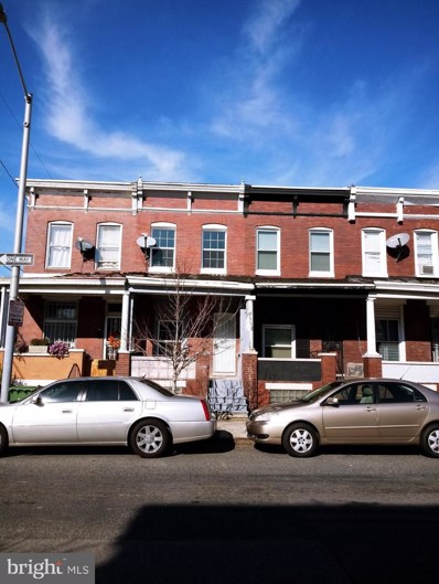 2914 E Madison Street, Baltimore, MD 21205 - #: MDBA529138