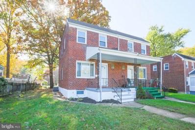 5613 Wesley Avenue, Baltimore, MD 21207 - #: MDBA529162