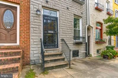 7 S Ann Street, Baltimore, MD 21231 - #: MDBA529196
