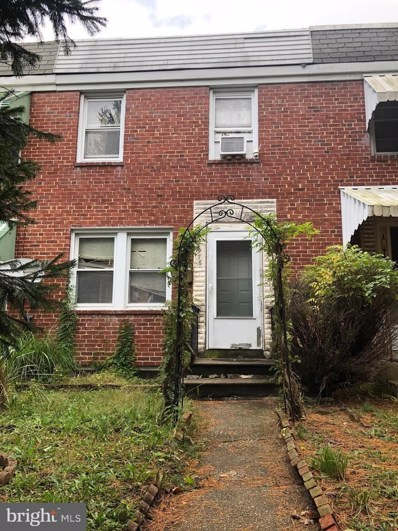 3576 Dudley Avenue, Baltimore, MD 21213 - MLS#: MDBA529244