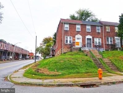 900 Ashburton Street, Baltimore, MD 21216 - #: MDBA529250
