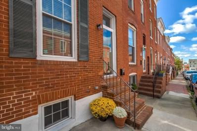 129 E Clement Street, Baltimore, MD 21230 - #: MDBA529258