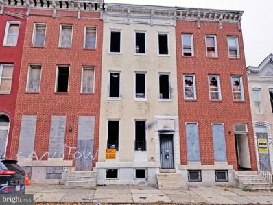 917 N Gilmor Street, Baltimore, MD 21217 - #: MDBA529264