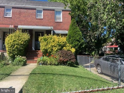 4438 Pall Mall Road, Baltimore, MD 21215 - #: MDBA529324