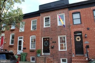 109 E Fort Avenue, Baltimore, MD 21230 - MLS#: MDBA529368