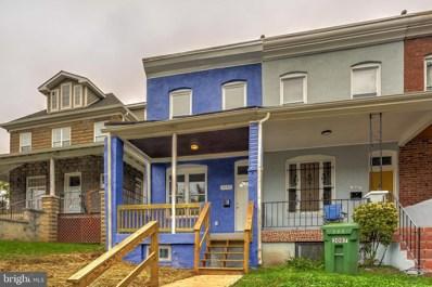 3009 Chelsea Terrace, Baltimore, MD 21216 - #: MDBA529386