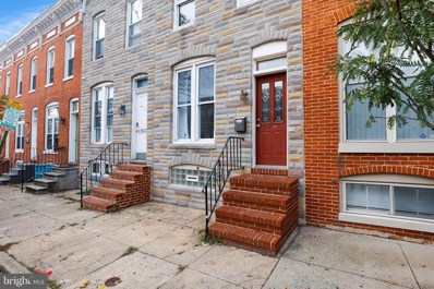 1170 Cleveland Street, Baltimore, MD 21230 - MLS#: MDBA529404