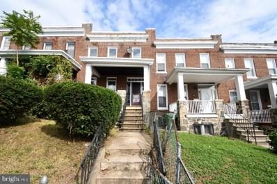 1015 N Rosedale Street, Baltimore, MD 21216 - #: MDBA529450