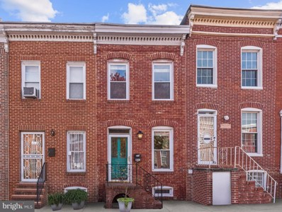 841 Woodward Street, Baltimore, MD 21230 - MLS#: MDBA529536