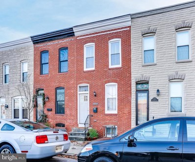 1417 E Clement Street, Baltimore, MD 21230 - #: MDBA529618