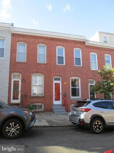 1442 Boyle Street, Baltimore, MD 21230 - #: MDBA529680
