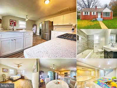 5512 Wilvan Avenue, Baltimore, MD 21207 - #: MDBA529868