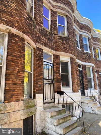 2820 Woodbrook Avenue, Baltimore, MD 21217 - #: MDBA529880