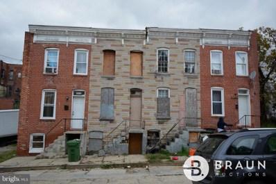 1568 Richland Street, Baltimore, MD 21217 - #: MDBA529900
