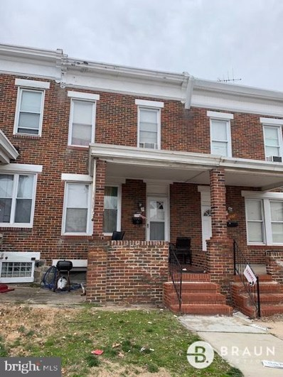 3430 Cardenas Avenue, Baltimore, MD 21213 - #: MDBA529906