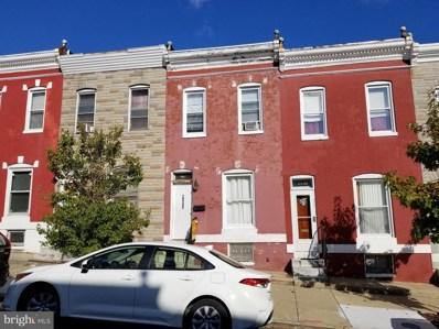 2532 W Fayette Street, Baltimore, MD 21223 - #: MDBA529942
