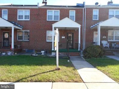 4229 Norfolk Avenue, Baltimore, MD 21216 - #: MDBA529950