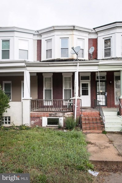 3004 Windsor Avenue, Baltimore, MD 21216 - #: MDBA529960