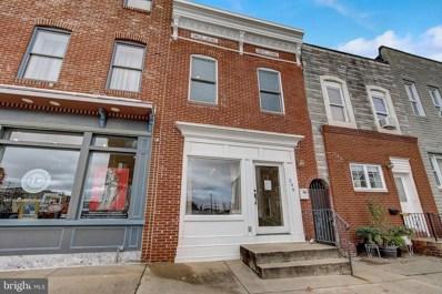 246 S Conkling Street, Baltimore, MD 21224 - #: MDBA530140
