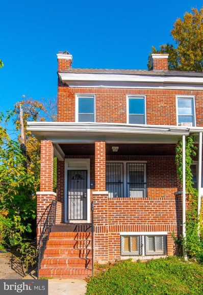 4023 Wilsby Avenue, Baltimore, MD 21218 - #: MDBA530148