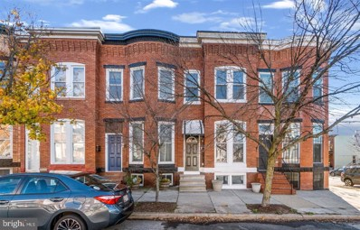 417 W 28TH Street, Baltimore, MD 21211 - #: MDBA530158