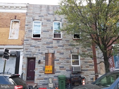 1227 Washington Boulevard, Baltimore, MD 21230 - #: MDBA530168