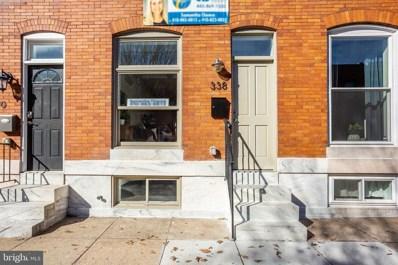 413 S Robinson Street, Baltimore, MD 21224 - #: MDBA530220