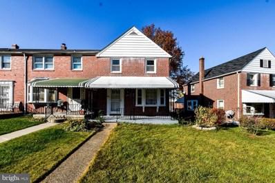 1238 Winston Avenue, Baltimore, MD 21239 - #: MDBA530258