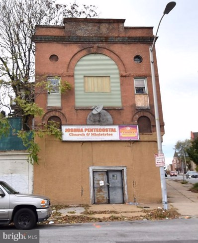 1900 Frederick Avenue, Baltimore, MD 21223 - MLS#: MDBA530260