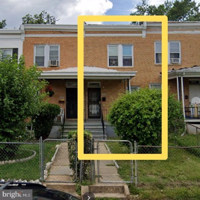 4139 Eierman Avenue, Baltimore, MD 21206 - #: MDBA530376
