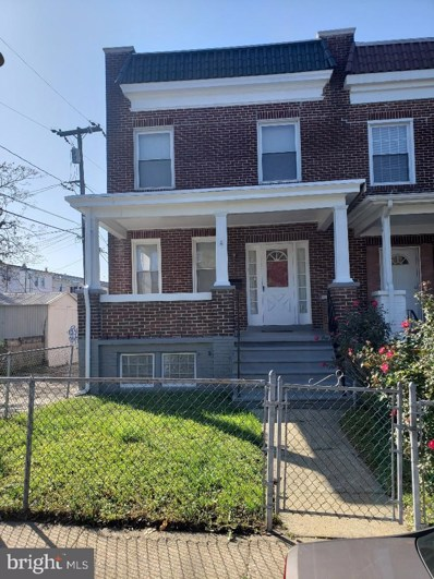 816 Primson Avenue, Baltimore, MD 21229 - #: MDBA530402