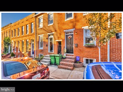 118 E Gittings Street, Baltimore, MD 21230 - #: MDBA530416