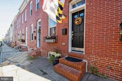 103 N Rose Street, Baltimore, MD 21224 - #: MDBA530442