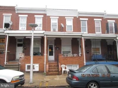 625 N Robinson Street, Baltimore, MD 21205 - #: MDBA530456
