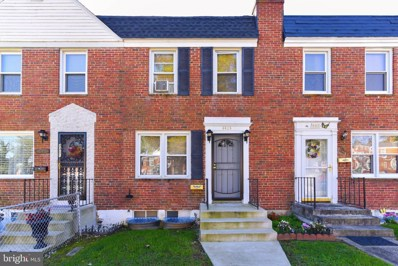 4403 Eldone Road, Baltimore, MD 21229 - #: MDBA530500